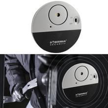 DOBERMAN SE-0106 Ultra-slim Round Door / Window Alert Detect Vibration Sensor Alarm for Home Alarms Security