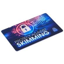 100 stuks beschermen tegen het afromen van RFID Card blokkeren