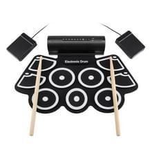 MD760 USB-elektronische Drum percussie dikker siliconen Hand Roll Drum