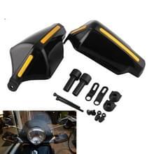 Motorfiets modificatie accessoires PC kunststof voorruit hand Guard voor motorfietsen met 7/8 inch sturen  grootte: 210 x 165 mm  één paar