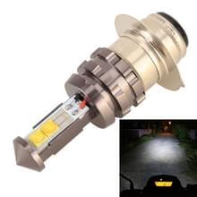 PX15D DC12V 5W 350LM 6000K universele Moto Cycle werken licht koplamp met 4 3535 lamp kralen