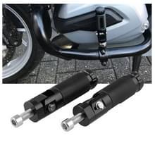 MB-BF006-BK 2 stks universele motorfiets motorfietsen vouwen voetsteunen FOOTPEGS Foot rust pinnen achterste pedalen set