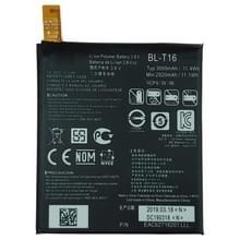 BL-T16 Li-ion polymeer batterij voor LG G Flex2 H950 H955 H959 LS996 US995
