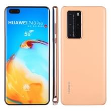 Kleurenscherm niet-werkend nep dummy-displaymodel voor Huawei P40 Pro 5G(Goud)