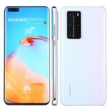 Kleurenscherm niet-werkend nep dummy-displaymodel voor Huawei P40 Pro 5G(wit)