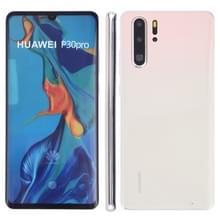 Kleur scherm niet-werkende nep dummy display model voor Huawei P30 Pro (wit)
