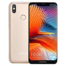 DOOGEE BL5500 Lite  2GB+16GB  Dual Back Camera's  DTouch Fingerprint  5500mAh Battery  6.19 inch U-notch Android 8.1 MTK6739WA Quad Core tot 1 3 GHz  Network: 4G  OTA  Dual SIM(Gold)