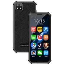 MELROSE 2019 EINDIGEN met vingerafdruk  1GB + 8GB  3 46 inch  Android 8 1 MTK6739V/WA Quad Core tot 1.28 GHz  ondersteuning Bluetooth/WiFi/GPS  netwerk: 4G  ondersteuning Google Play (zwart)