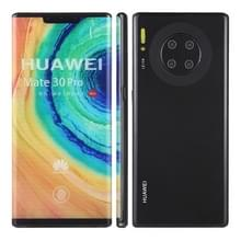 Model telefoon  kleurenscherm niet werkend nep dummy display model voor Huawei mate 30 Pro (zwart)