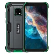 [HK-magazijn] Blackview BV4900 Pro Rugged Phone  4GB+64GB  Quad Back Camera's  Waterproof Dustproof Shockproof  5580mAh batterij  5 7 inch Android 10.0 MTK6762V/WD Helio P22 Octa Core tot 2 0 GHz  OTG  NFC Netwerk: 4G(Groen)