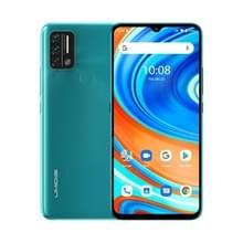 [HK Magazijn] UMIDIGI A9  Contactloze infraroodthermometer  3 GB + 64 GB  drievoudige achteruit-camera's  5150 mAh-batterij  gezichts-ID en vingerafdrukidentificatie  6 53 inch Android 11 Mediatek Helio G25 Octa Core tot 2 0 GHz  netwerk: 4G  OTG (groen)