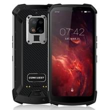 Conquest S16 Walkie Talkie Rugged Telefoon  8GB+128GB  Geen ondersteuning voor Google Play  48MP Triple Back Camera  6000mAh batterij  IP68 Waterdicht stofdicht schokbestendig  vingerafdrukidentificatie  6 3 inch Android 9.0 MTK6779VCE Helio P90 Octa Core