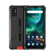 [HK Magazijn] UMIDIGI BISON Rugged Phone  8GB+128GB  IP68/IP69K Waterdicht Stofdicht Schokbestendig  Quad Back Camera's  5000mAh Batterij  Vingerafdruk Identificatie  6.3 inch Android 11 MTK Helio P60 Octa Core tot 2.0GHz  OTG  NFC  Netwerk: 4G  Ondersteu