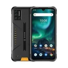 [HK Magazijn] UMIDIGI BISON Rugged Phone  8GB+128GB  IP68/IP69K Waterdicht Stofdicht  Quad Back Camera's  5000mAh Batterij  Vingerafdruk Identificatie  6.3 inch Android 11 MTK Helio P60 Octa Core tot 2.0GHz  OTG  NFC  Netwerk: 4G  Ondersteuning Google Pla