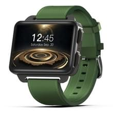 DOMINO DM99 slimme horloge telefoon  1GB + 16GB  2 2 inch Android 5 1  MTK6580 Quad Core 1.3 GHz  netwerk: 3G  1.3 MP camera/hartslag/stappenteller/GPS/WiFi/Bluetooth (groen)