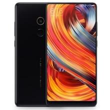 Xiaomi MI Meng 2  6 GB + 128 GB  wereldwijde officiële ROM  ultrasone afstandssensor fingerprint identificatie  QC 3.0  5.99 inch Full Screen  keramische Body  Qualcomm Leeuwebek 835 Octa Core maximaal 2.45 GHz  netwerk: 4G(Black)