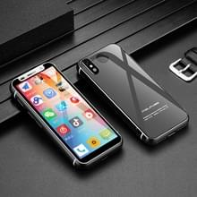 MELROSE 2019 met vingerafdruk  1GB + 8GB  3 46 inch  Android 8 1 MTK6739V/WA Quad Core tot 1.28 GHz  ondersteuning voor Bluetooth/WiFi/GPS  netwerk: 4G  geen ondersteuning voor Google Play (zwart)