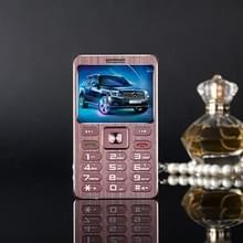 SATREND A10 kaart mobiele telefoon  1 77 inch  MTK6261D 21 sleutels  steun Bluetooth  MP3  anti-verloren  Remote vangen  FM  GSM  dubbele SIM(Rose Gold)