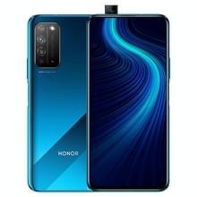 Huawei Honor X10 5G  6GB+64GB  China-versie  driedubbele camera's aan de achterkant + lifting frontcamera  4300mAh-batterij  6 63 inch MagicUI3.1.1 Android 10.0 HUAWEI Kirin 820 Octa Core  Netwerk: 5G  OTG  Geen ondersteuning google play(blauw)