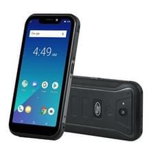 GUOPHONE U007 Robuuste telefoon  2GB +16GB  IP67 Waterdicht stofdicht schokbestendig  5000mAh batterij  vingerafdrukidentificatie  5.5 inch Android 8.1 MTK6739 Quad Core  Netwerk: 4G(Zwart)