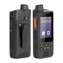 UNIWA F60 Walkie Talkie Rugged Phone  1GB+8GB  IP68 Waterproof Dustproof Shockproof  5300mAh Batterij  2 8 inch Android 9.0 MTK6739 Quad Core tot 1 3 GHz  Netwerk: 4G  SOS  OTG  NFC(Zwart)