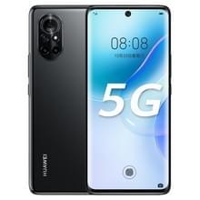 Huawei nova 8 5G ANG-AN00  8GB+256GB  China Version  Quad Back Camera's  In-screen Fingerprint Identification  6.57 inch EMUI 11.0 (Android 10) HUAWEI Kirin 985 Octa Core tot 2.58GHz  Network: 5G  OTG  NFC  Not Google Support(Black)