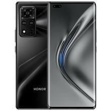 Honor V40 YOK-AN10 5G  8GB+128GB  China-versie  triple backcamera's  schermvingercode- 4000mAh-batterij  6 72 inch Magic UI 4.0 (Android 10.0) Dimensity 1000+ Octa Core tot 2 58 GHz  Netwerk: 5G  OTG  NFC  Geen ondersteuning Google Play(Black Play)