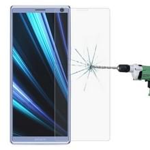 0 26 mm 9H 2.5D explosieveilige getemperd glas Film voor Sony Xperia XA3