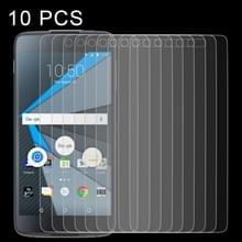 10 stuks 0 26 mm 9H 2.5D getemperd glas Film voor Blackberry DTEK50