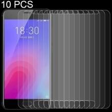 10 stuks 0 26 mm 9H 2.5D getemperd glas Film voor Meizu M6