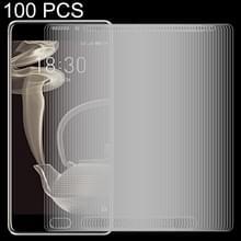 100 stuks 0 26 mm 9H 2.5D getemperd glas Film voor Meizu PRO 7 Plus