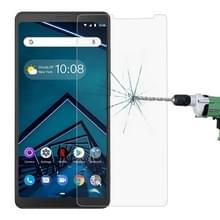 9H 2.5D anti-kras getemperd glas Film voor Lenovo Tab V7
