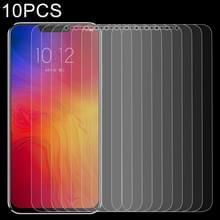 10 stuks 0 26 mm 9H 2.5D getemperd glas Film voor Lenovo Z5