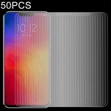 50 stuks 0 26 mm 9H 2.5D getemperd glas Film voor Lenovo Z5
