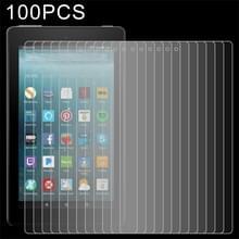 100 stuks 0.3mm 9 H volledig scherm getemperd glas Film voor Amazon Kindle Fire 7 2017