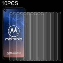 10 stuks 0.26 mm 9H 2.5 D gehard glas film voor Motorola Moto P50