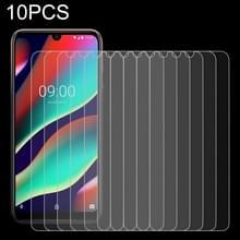 10 stuks 0.26 mm 9H 2.5 D gehard glas film voor Wiko View3 Pro