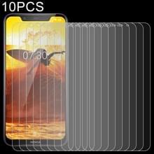 10 PCS 0 26 mm 9H 2.5D explosieveilige getemperd glas Film voor Nokia 8.1