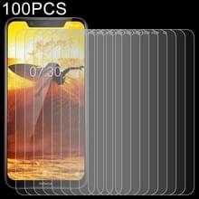 100 stuks 0 26 mm 9H 2.5D explosieveilige getemperd glas Film voor Nokia 8.1