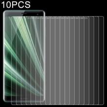 10 PCS 0 26 mm 9H 2.5D explosieveilige getemperd glas Film voor Sony Xperia XZ4