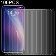 100 stuks 0 26 mm 9H 2.5D explosieveilige getemperd glas Film voor Meizu X 8