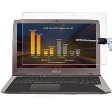Laptop scherm HD getemperd glas beschermfolie voor de ASUS ROG G701VO 17 3 inch