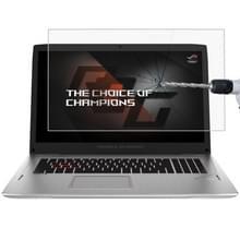 Laptop scherm HD getemperd glas beschermfolie voor de ASUS ROG GL702VS 17 3 inch