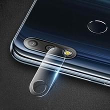 0.3 mm 2.5 D transparante achterste camera lens beschermer gehard glas film voor ASUS Zenfone Max Pro (m2) ZB631KL
