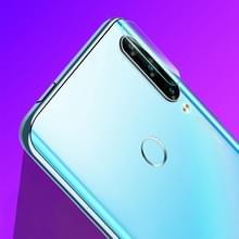 Gehard glas terug camera lens film voor Huawei genieten van 10 plus