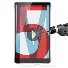 ENKAY Hat-Prins voor Huawei MediaPad M5 8.4 inch 0.33mm 9H oppervlaktehardheid 2.5D getemperd glas scherm Film