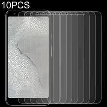 10 stuks 0.26 mm 9H 2.5 D gehard glas film voor Google pixel 3 lite