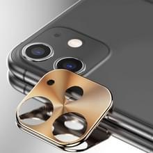 Camerafilm aan de achterkant voor iPhone 11 Pro Max (Goud)