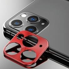 Camerafilm aan de achterkant voor iPhone 11 Pro Max (Rood)