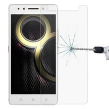 0 26 mm 9H 2.5D getemperd glas Film voor Lenovo K8 notitie
